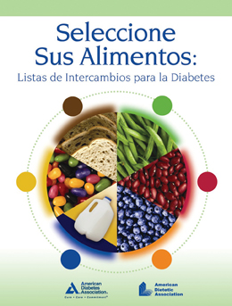 Choose Your Foods Exchange Lists For Diabetes Spanish