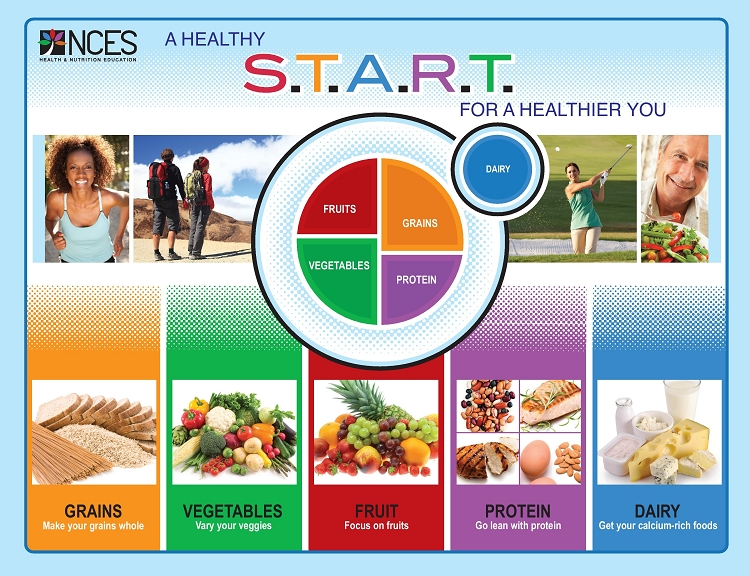 Healthy S.T.A.R.T. For A Healthier You - Package of 50