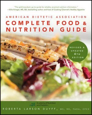 ADA Complete Food and Nutrition Guide 4th Edition