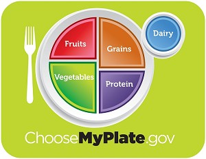MyPlate Placemat