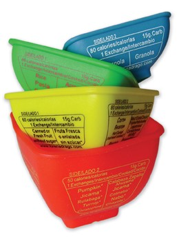 Nutriportion Measuring Cups