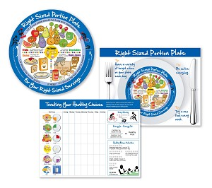 Right-Sized Portion Kit for Kids