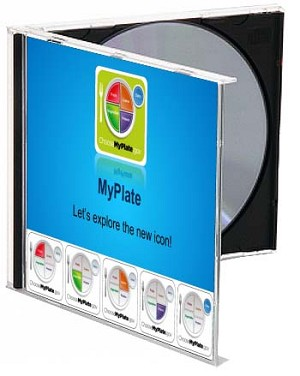 MyPlate PowerPoint Lesson