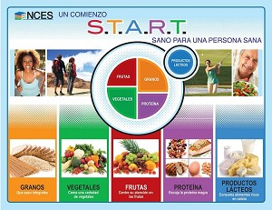 Spanish A Healthy START for a Healthier You- Package of 50