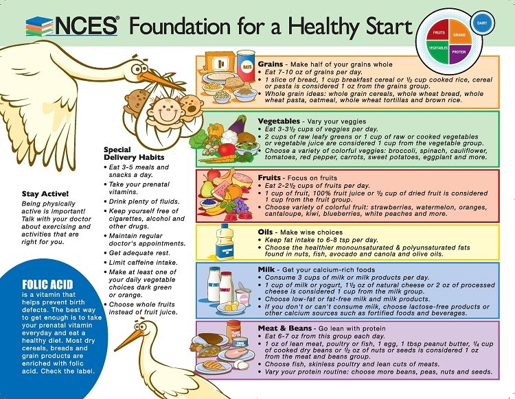 NCES Foundation for a Healthy Start- Pkg of 25